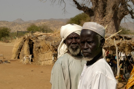 SigActs - Nuba Mountains - Men At A Market