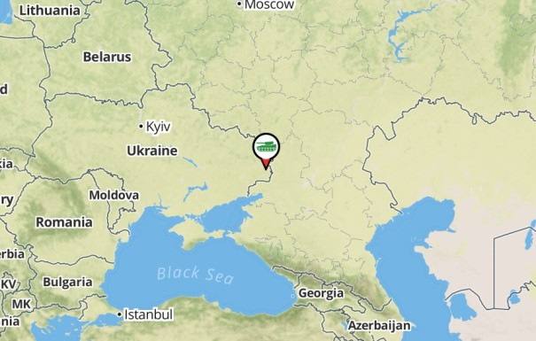 SigActs Russian Troop Location Near Sukhodilsk, Ukraine