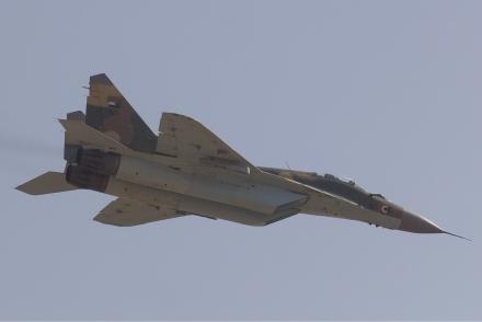 SigActs Sudanese MiG-29