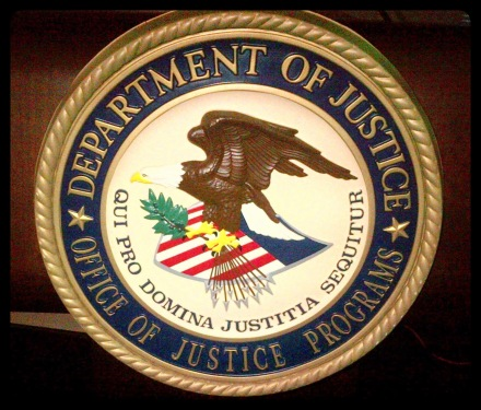 The National Insitue of Justice is an agency organized under the Office of Justice Programs at the U.S. Department of Justice.
